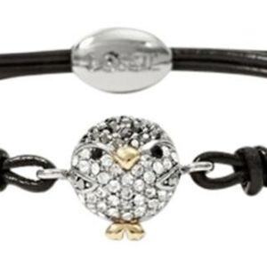 Jewelry - Fossil penguin adjustable bracelet